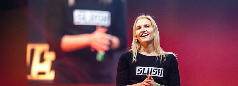 Got the Web Summit blues? Slush, a new start-up conference, may be the cure