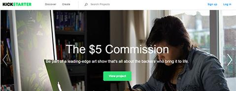 Beginners Guide to Kickstarter