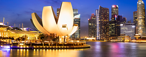 Singapore: Smart Cities, Startups and Innovation
