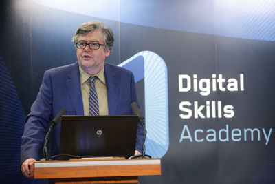 Paul Dunne - CEO and Founder of Digital Skills Academy