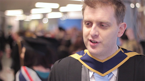 Video - Hear from our graduates